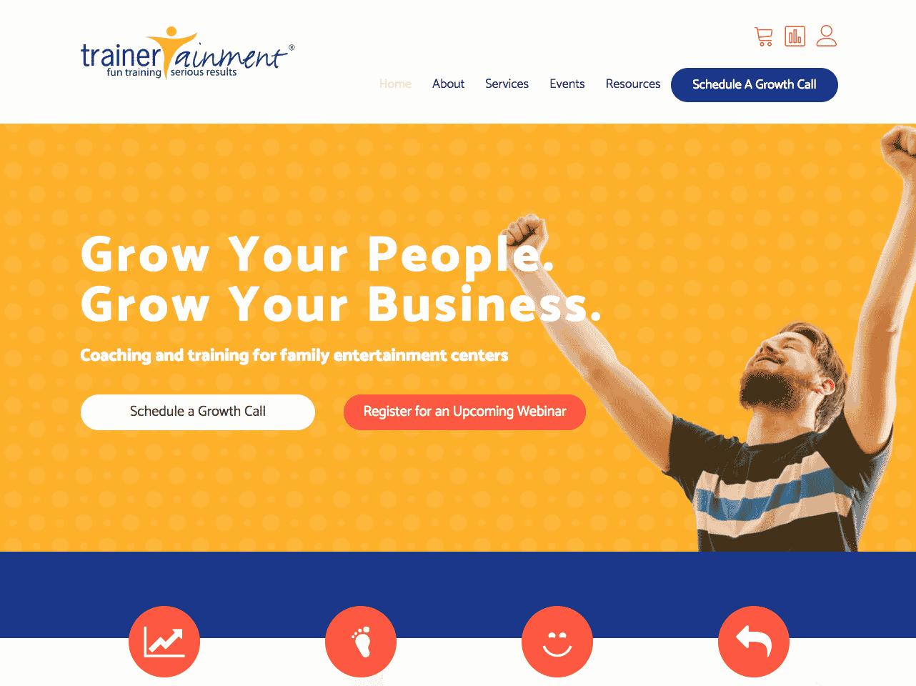 Web design portfolio 4