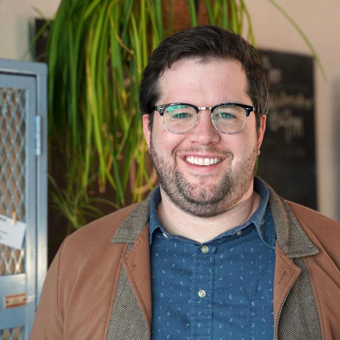 Staff Photo of Ian Jacoby