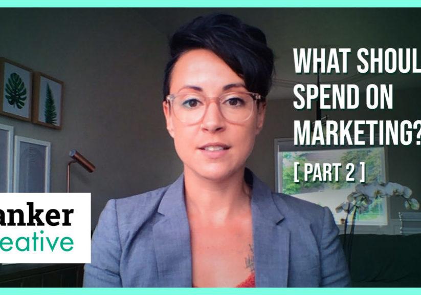 """Lara Banker """"What Should I Spend on Marketing Part 2"""""""