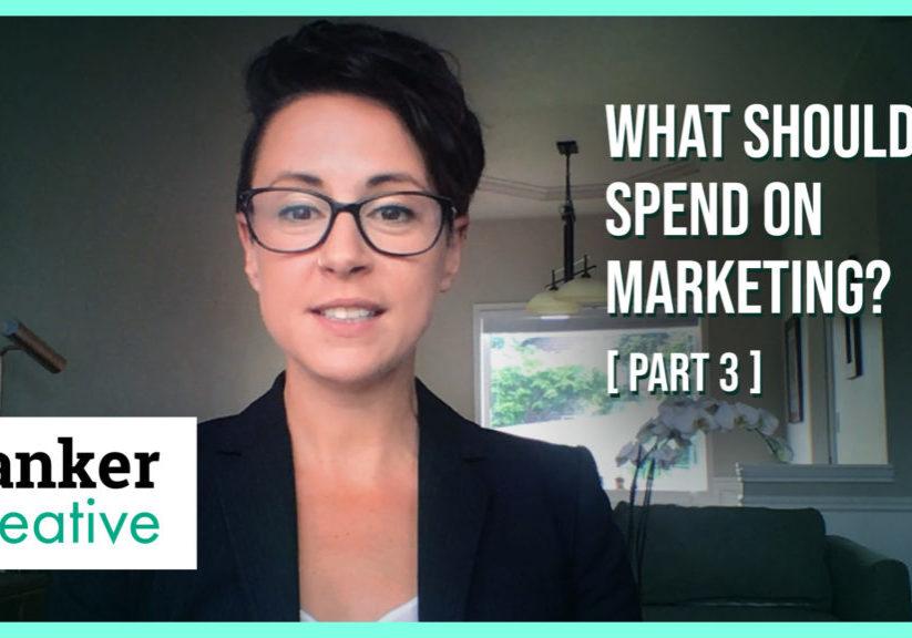 """Lara Banker """"What Should I Spend on Marketing Part 3"""""""